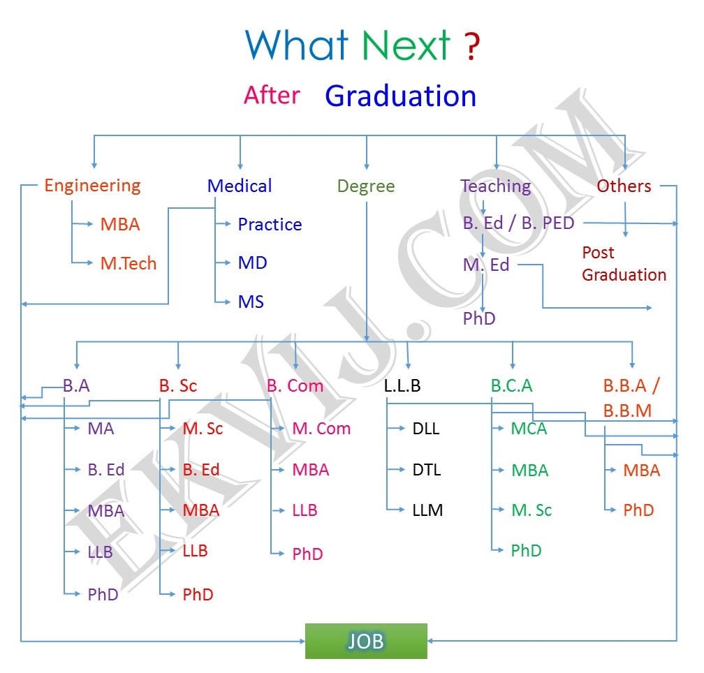 What Next Graduation?